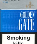 Golden Gate cigarettes- a great smoking process