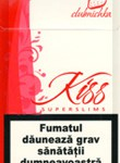 Kiss Cigarettes - A new reality for smoking ladies