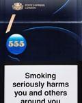 555 Zigaretten – eine Folgerung der königlichen Traditionen