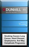 Dunhill Zigaretten