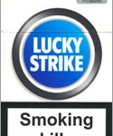 Lucky Strike Cigarettes – an obvious leader