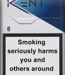 Kent Cigarettes - the basic concept